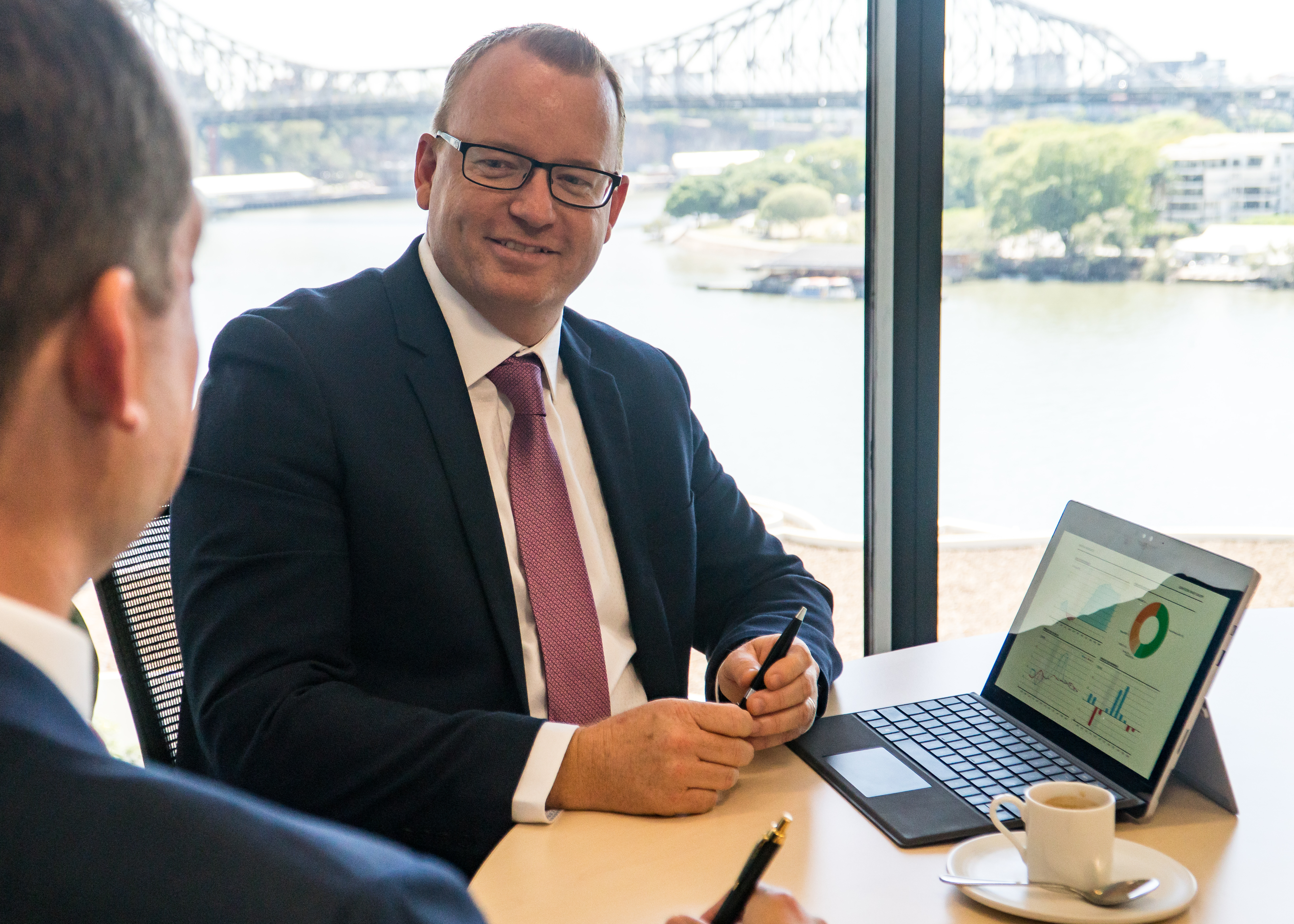 Ben Deverson Lawganised Business management advice consulting to law firms brisbane